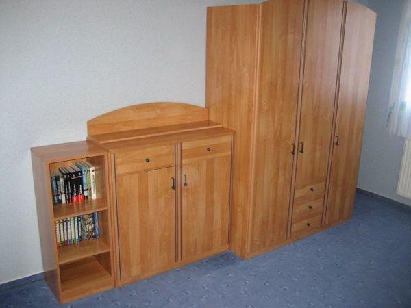 Kinderzimmer Möbel Kleiderschrank Kommode U Bücherregal