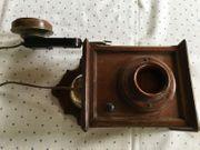 Altes Siemens und Halske Telefon