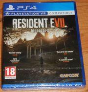 -NEU- Resident Evil Biohazard Für