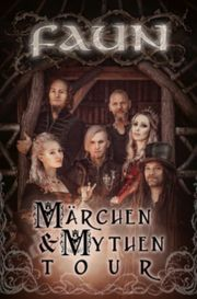 Faun Karten Märchen Mythen Tour