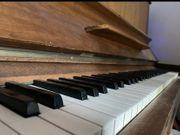 Schönes Klavier der Marke Zimmermann