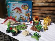 Playmobil Dinosaurier Set