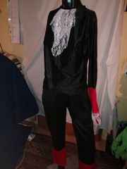 Dracula Karnevalkostüm Halloween größe M