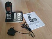 Topcom Sologic B935 Schnurloses Seniorentelefon