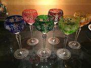 wunderschönes Bleikristallglas