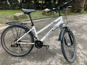 Mountainbike 26Zoll Weiß