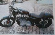 Harley Davidson Sportster XL 1200N