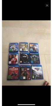 PS4 Spiele Spielesammlung günstig