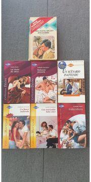 Livres francais Harlequin Französische Bücher