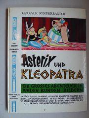 ASTERIX-Bände diverse Einzel-Ausgaben 1968 -1983
