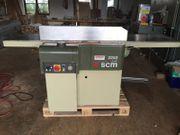 Abrichtdickenhobelmaschine Mit Tersawelle SCM 2252