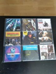 Oldschool Hip Hop CDs x