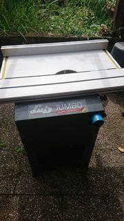 Format Tischkreissäge Lutz Jumbo