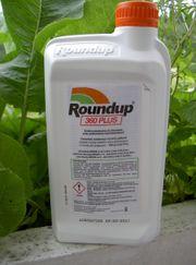 Der beste Unkrautvernichter von Monsanto