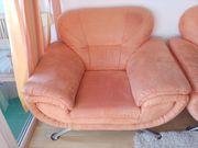 Verkaufe 3 teilige Couchgarnitur