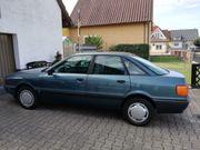 Oldtimer Audi