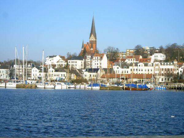 2-3-Zimmerwohnung in Schleswig-Holstein gesucht