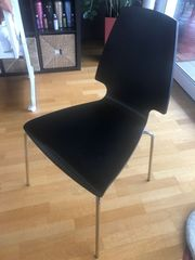 Schwarze Stuhl Ikea