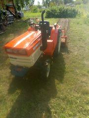 Kleintraktor Trecker Kubota Traktor