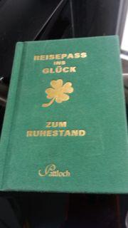 zum Ruhestand - Reisepass ins Glück
