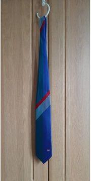 DB Eisenbahn Uniform Krawatte Schlips