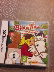 Nintendo DS Spiel von Bibi