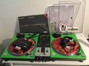 DJ Set Technics MKII Battlemixer