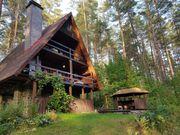 Angelurlaub in Masuren Polen Ferienhaus