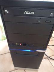 Computer mit SSD HDD Platte
