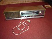 altes Nordmende Radio Küchenradio
