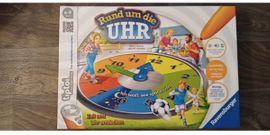 tiptoi Spiel, fast neu *Rund um die Uhr* Ravensburger 6-9 Jahre