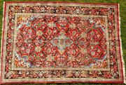 Orientteppich Saruk-Mahal 19te Jh TOP