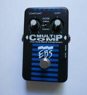 EBS MultiComp Kompressor für Bass
