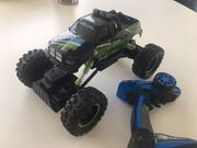 Monster Truck Rock Climber v
