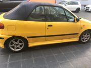 Fiat Punto Cabrio Bertone