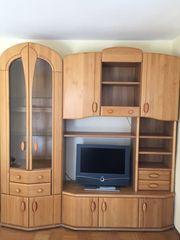 Wohnzimmermöbel - Anbauwand