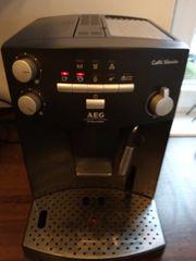 kaffee Vollautomat mit Warmhalteplatte
