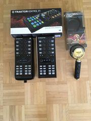 DJ KONTROLLER TRAKTOR