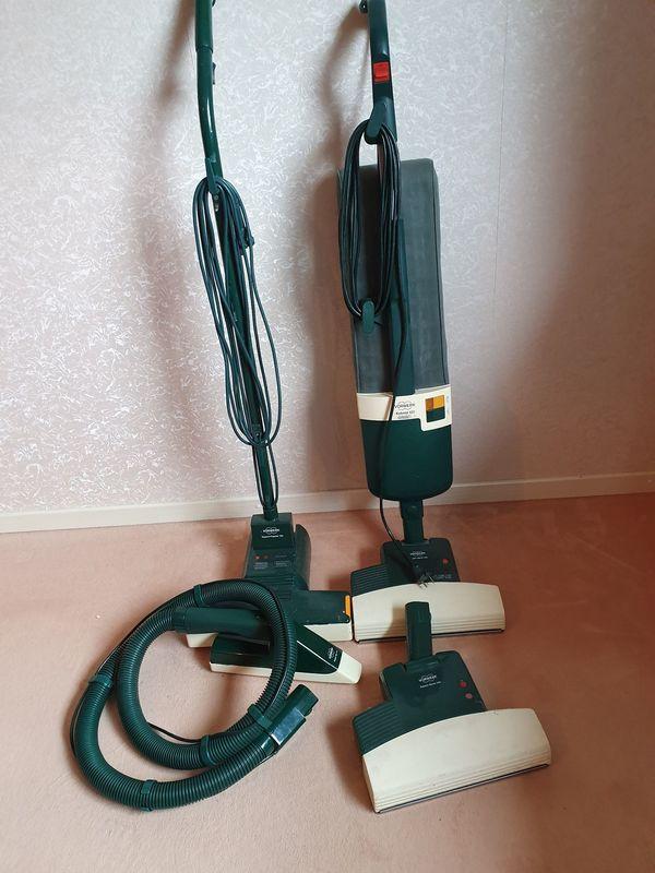 Vorwerk 340 Teppichreiniger-Staubsauger