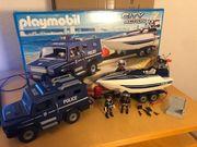 Playmobil Polizei SEK City action