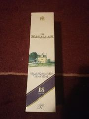 Whisky Macallan 1973
