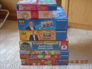 Spielesammlung Gesellschaftsspiele Puzzle