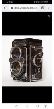Kamera aus den 1950er Jahren