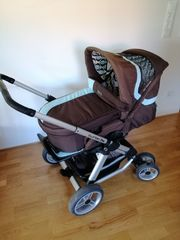 ABC Design Turbo 6S Kinderwagen