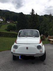 Fiat Berlina 500 L Oldtimer