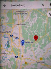 Suche trockenen Wohnwagen-Unterstellplatz im Heidelberger