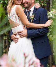 Aktuelles wunderschönes Brautkleid