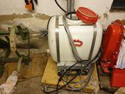 Herbizidspritze Unktrautspritze Bandspritze hydraulisch verstellbar