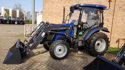 50 PS LOVOL TB504 Traktor