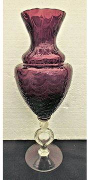 Vase Pressglas